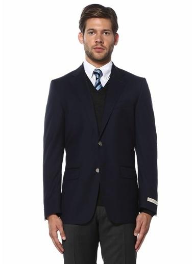 Beymen Collection Yün Blazer Ceket Lacivert